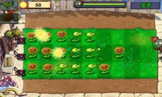 植物大战僵尸中文版游戏截图4