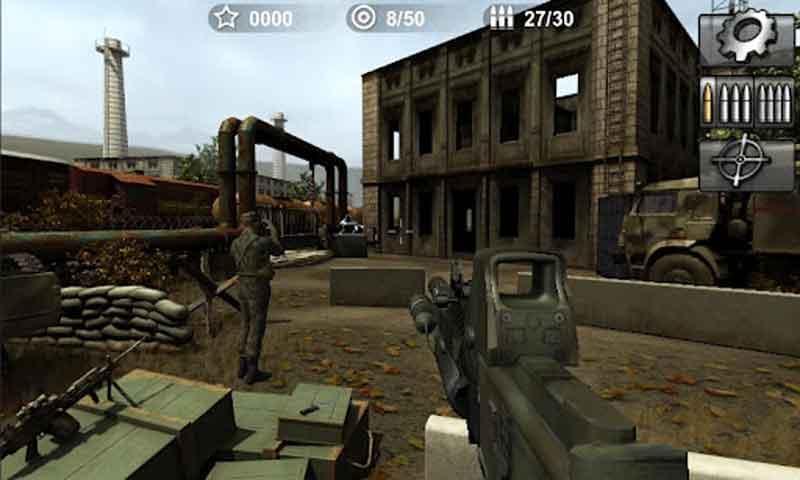 手机游戏 射击游戏 武装突袭2