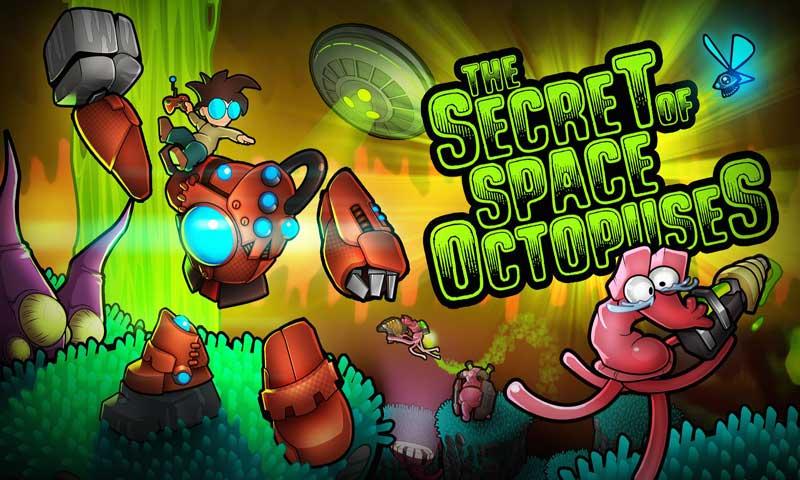 太空章鱼外星人的秘密