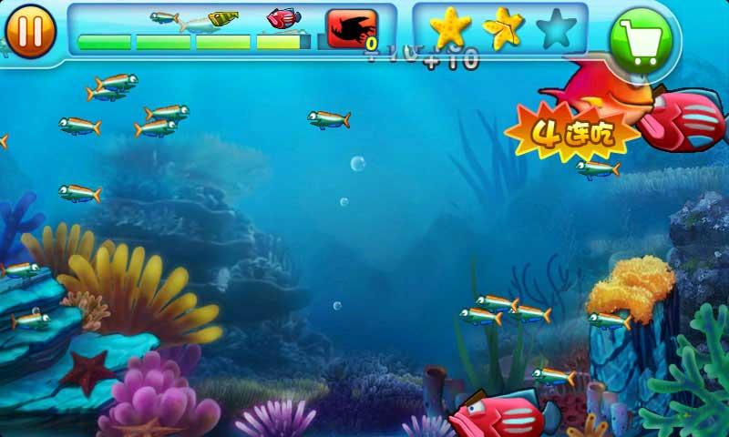大鱼吃小鱼超级进化 大鱼吃小鱼超级进化下载 大鱼吃