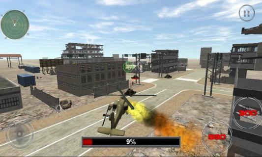 安卓应用 安卓游戏 射击游戏 直升飞机大战坦克  上一张下一张