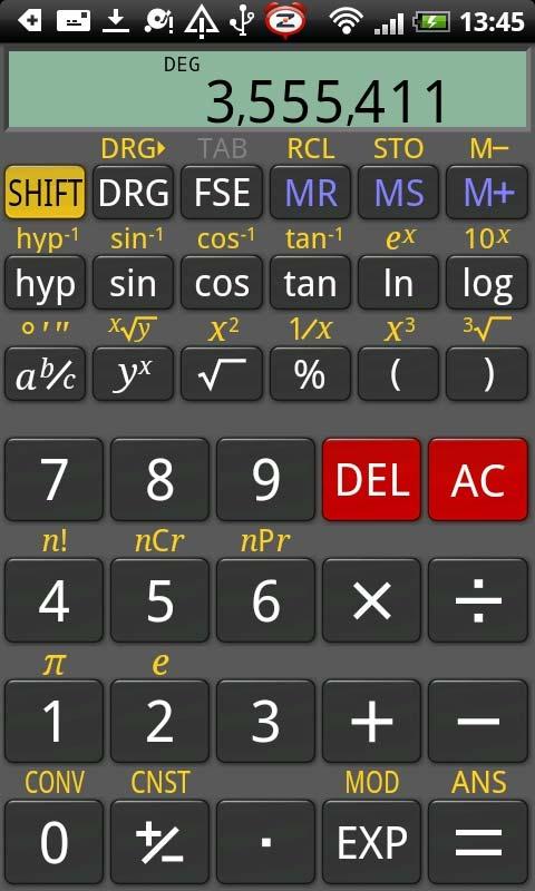 科学计算器计算债券到期收益率